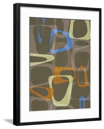 Modu No.43-Campbell Laird-Framed Premium Giclee Print