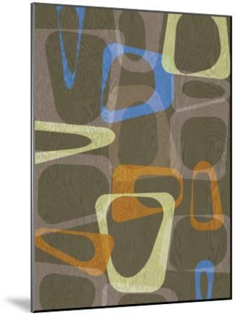 Modu No.43-Campbell Laird-Mounted Premium Giclee Print