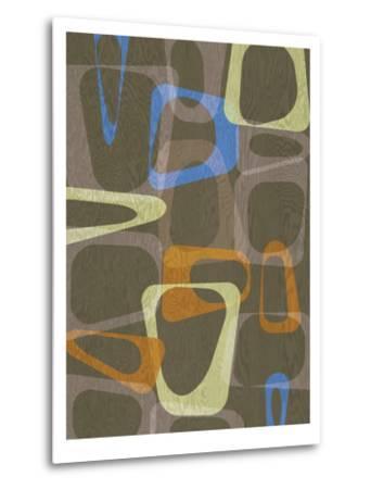 Modu No.43-Campbell Laird-Metal Print