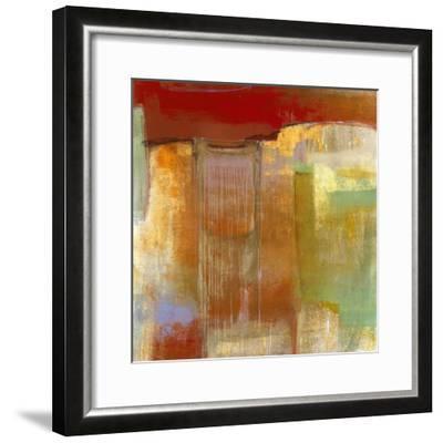 Measure of Vibration-Maeve Harris-Framed Premium Giclee Print