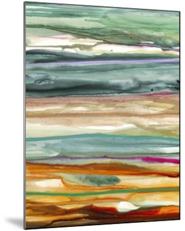 Color Splash 3-Tracy Hiner-Mounted Giclee Print