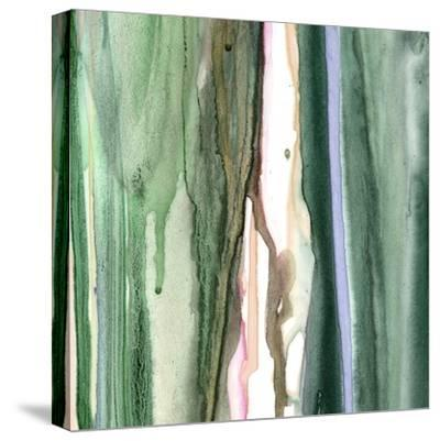 Spring Green Splash A-Tracy Hiner-Stretched Canvas Print