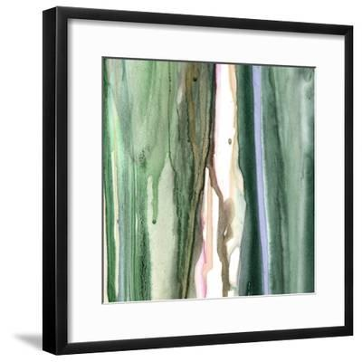 Spring Green Splash A-Tracy Hiner-Framed Premium Giclee Print