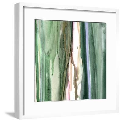 Spring Green Splash A-Tracy Hiner-Framed Premium Giclee Print