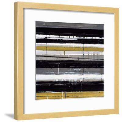Routes D-JB Hall-Framed Premium Giclee Print