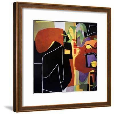 Gardens of the Mind 80-Max Hayslette-Framed Premium Giclee Print