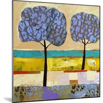 Lake View-Nathaniel Mather-Mounted Premium Giclee Print