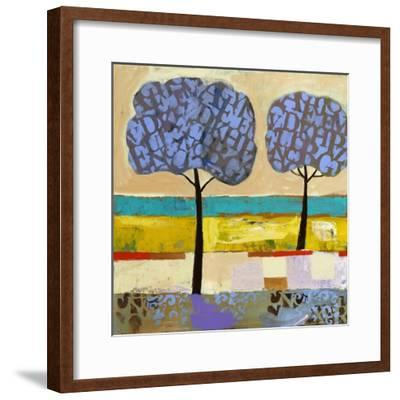 Lake View-Nathaniel Mather-Framed Premium Giclee Print