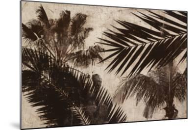 Palms 2-JB Hall-Mounted Premium Giclee Print