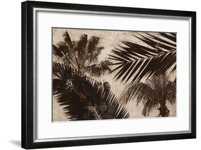 Palms 2-JB Hall-Framed Premium Giclee Print
