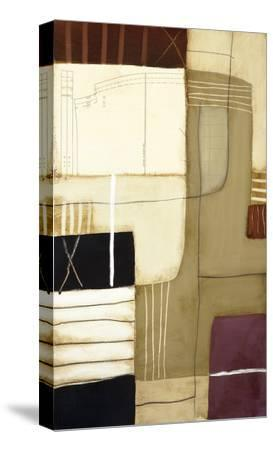 Hangin'Together No.2-Anke Schofield-Stretched Canvas Print