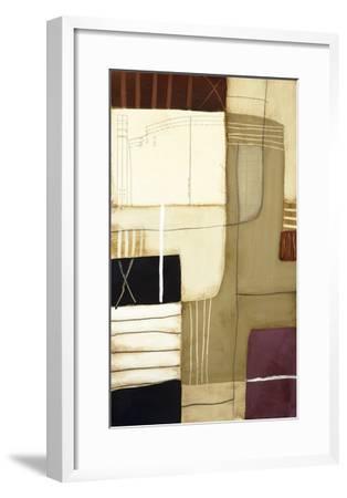 Hangin'Together No.2-Anke Schofield-Framed Premium Giclee Print