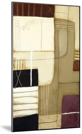 Hangin'Together No.2-Anke Schofield-Mounted Premium Giclee Print
