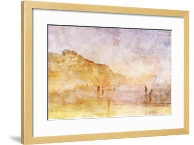 Summer Beach 1-Thea Schrack-Framed Premium Photographic Print