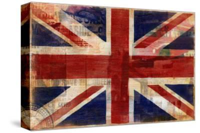 Union Jack-Cory Steffen-Stretched Canvas Print