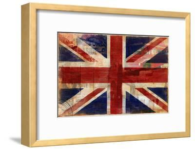 Union Jack-Cory Steffen-Framed Premium Giclee Print