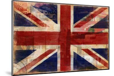 Union Jack-Cory Steffen-Mounted Premium Giclee Print