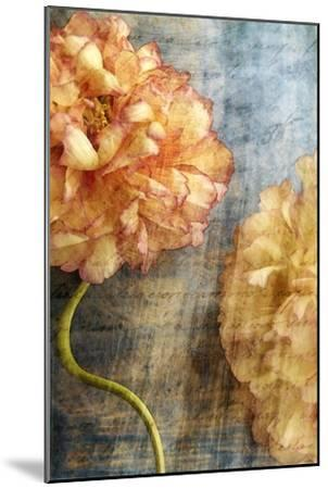 Steel Flower 1-Thea Schrack-Mounted Premium Photographic Print