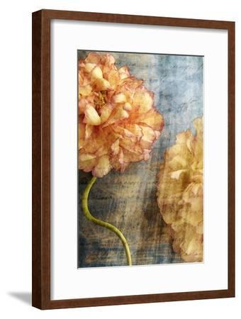 Steel Flower 1-Thea Schrack-Framed Premium Photographic Print