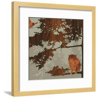 Bird 1-jefdesigns-Framed Premium Giclee Print