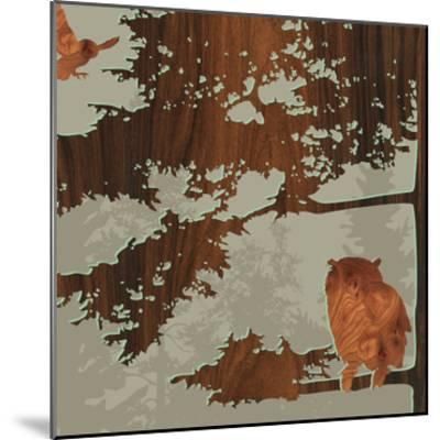 Bird 1-jefdesigns-Mounted Premium Giclee Print