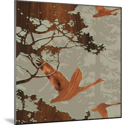 Bird 2-jefdesigns-Mounted Premium Giclee Print