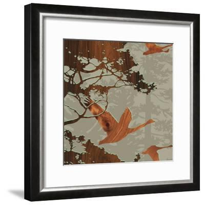 Bird 2-jefdesigns-Framed Premium Giclee Print