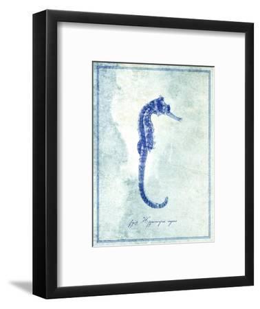 Seahorse B-GI ArtLab-Framed Premium Photographic Print