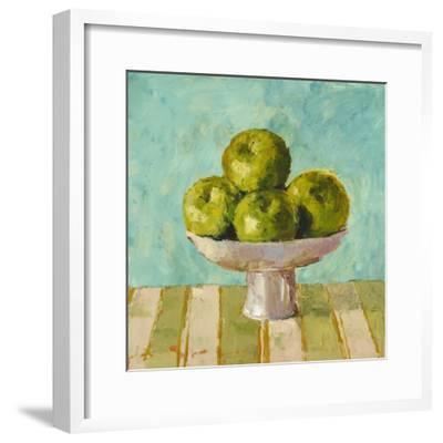 Fruit Bowl II-Dale Payson-Framed Premium Giclee Print