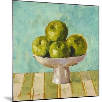 Fruit Bowl II-Dale Payson-Mounted Premium Giclee Print