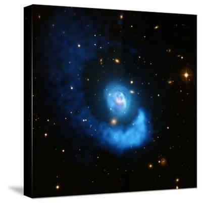 SAO: Abell 2052--Stretched Canvas Print