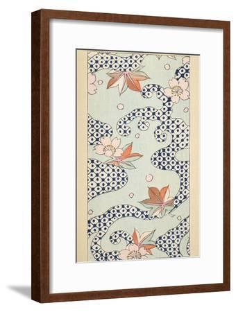 Smithsonian Libraries: Shin-bijutsukai--Framed Premium Giclee Print