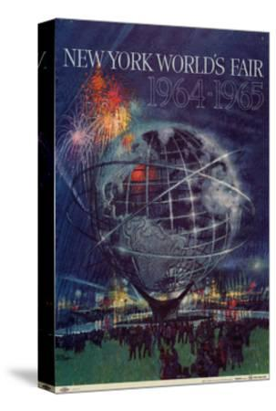 World's Fair: New York World's Fair 1964-1965--Stretched Canvas Print