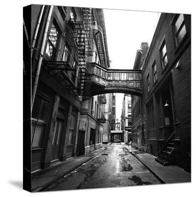 Staple Street-Evan Morris Cohen-Stretched Canvas Print