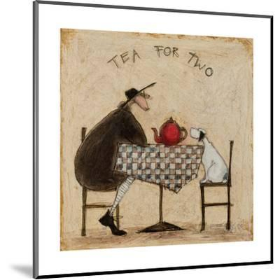 Tea for Two-Sam Toft-Mounted Giclee Print
