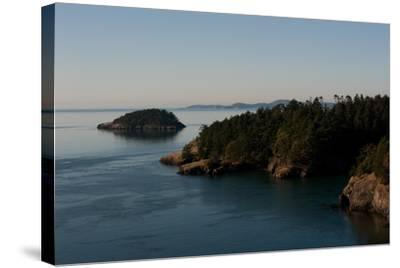 Deception Pass II-Erin Berzel-Stretched Canvas Print