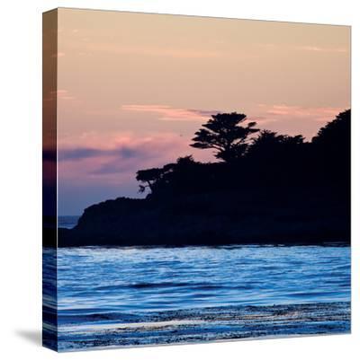 Carmel Sunset 5-Alan Hausenflock-Stretched Canvas Print