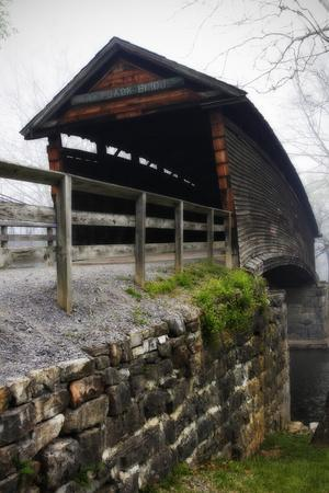 Humpback Bridge III-Alan Hausenflock-Premium Photographic Print