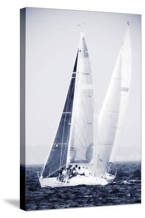 Summertime Race 5-Alan Hausenflock-Stretched Canvas Print
