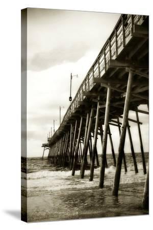 Triple S Pier I-Alan Hausenflock-Stretched Canvas Print