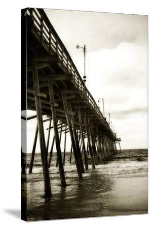 Triple S Pier II-Alan Hausenflock-Stretched Canvas Print