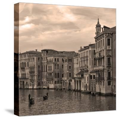 Gondolas and Palazzos III-Rita Crane-Stretched Canvas Print