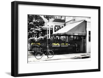 Neighborhood Diner I-Alan Hausenflock-Framed Premium Photographic Print
