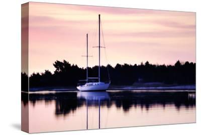 At Anchor I-Alan Hausenflock-Stretched Canvas Print