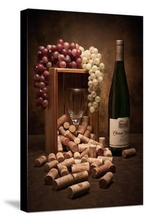 Wine Corks Still Life II-C^ McNemar-Stretched Canvas Print