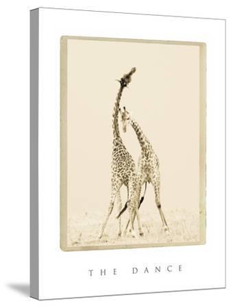 The Dance-Susann Parker-Stretched Canvas Print