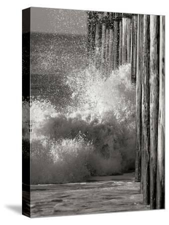 Wave 7-Lee Peterson-Stretched Canvas Print