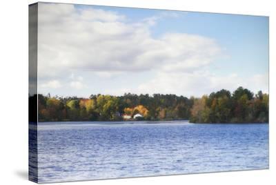 Greenwood Lake III-Alan Hausenflock-Stretched Canvas Print