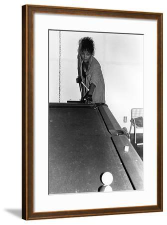 Kim Fields, 1987-Isaac Sutton-Framed Photographic Print