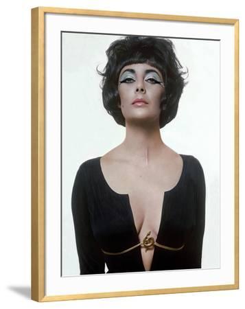 Vogue - January 1962-Bert Stern-Framed Premium Photographic Print